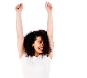 Woman Happy