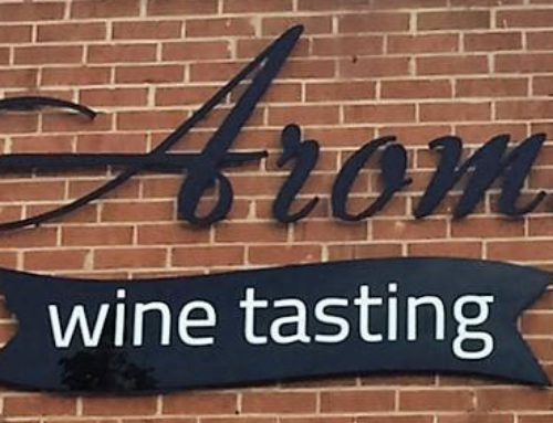 Aroma Wine Tasting on Feb. 28